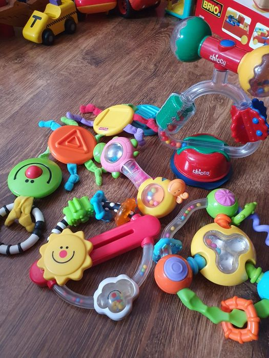 Zabawki, grzechotki Poznań - image 1