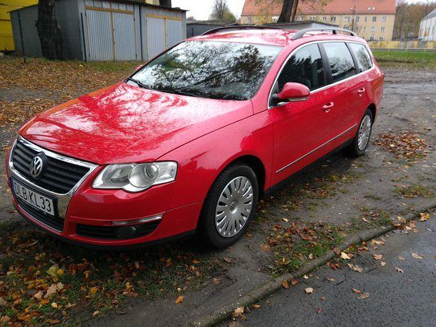 VW Passat b 6 kombi 2.0 fsi 2006rok