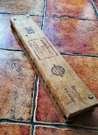 Deska do cygar KARL HART 9784  SCHWETZINGEN drewno, loft