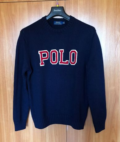 NOWY sweter POLO Ralph Lauren, rozm. M, wys. GRATIS