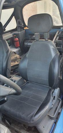 Fotele vitara 2.0 16v przód tyl