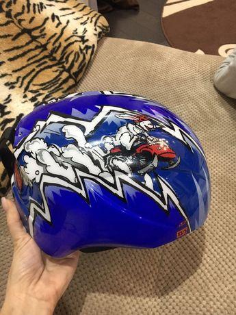 Продам шлем для лыж,