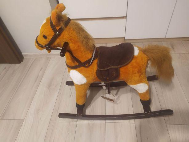 Koń na biegunach dla dzieci