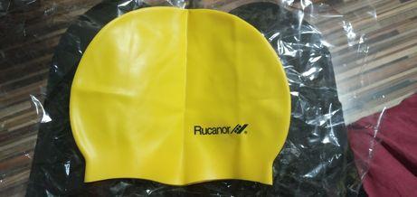 Шапочка для плавания Rucanor-силикон