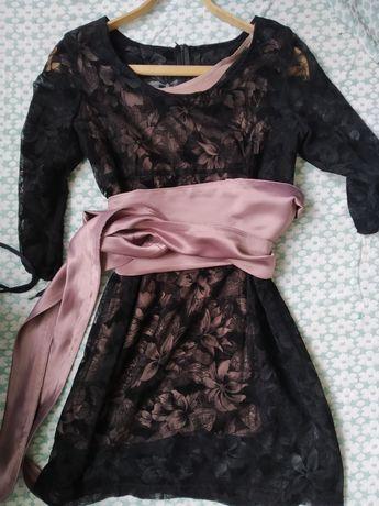 Женское платье, Чёрное женское платье