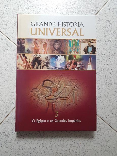 Livro Grande História Universal