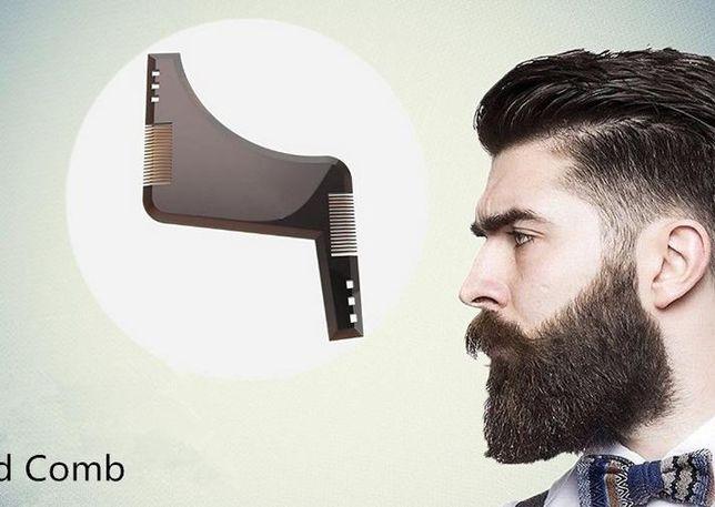 pente para a barba