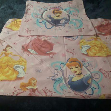 Pościel dwustronna księżniczki Disney