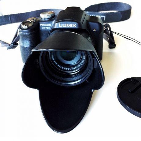 Aparat Panasonic DMC-FZ18 Stan BARDZO DOBRY