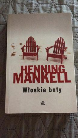 Henning Mankell- Włoskie buty