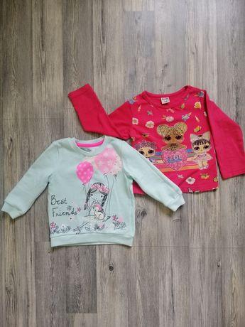 Одяг для дівчаток, светрики 86-92см