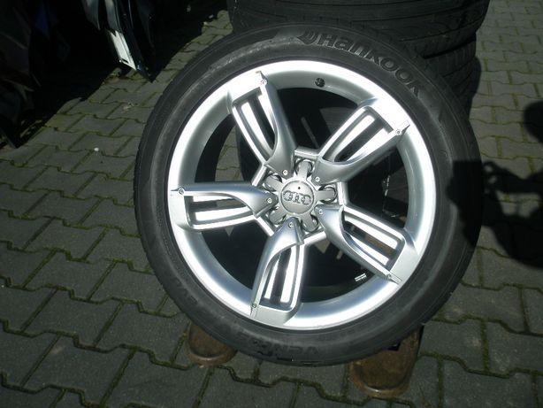 Koła Alu felgi Aluminiowe Opony Alusy Audi VW A6 Allroad 245/45 R18 La