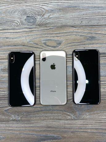 iPhone X 64 Black\SILVER гарантия магазин EMOJIESTORE 365$ рассрочка
