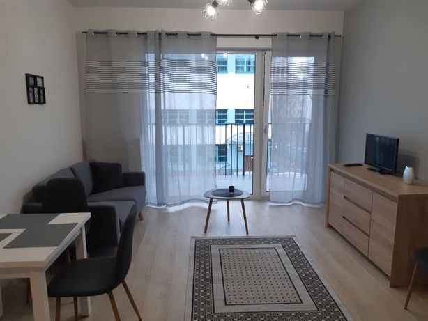 38 m2 - Grochów – nowe - salon z aneksem + 1 sypialnia, garaż