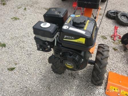Dzik,traktorek, glebogryzarka PEZAL