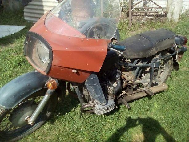 """Мотоцикл """"Днепр-11"""""""