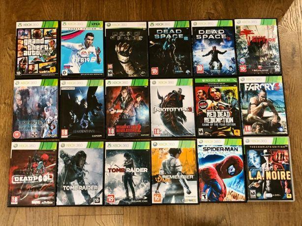 Новые Xbox360 LT3.0 игры Fifa 19, GTA, Forza, Mafia, NBA ...от 30грн