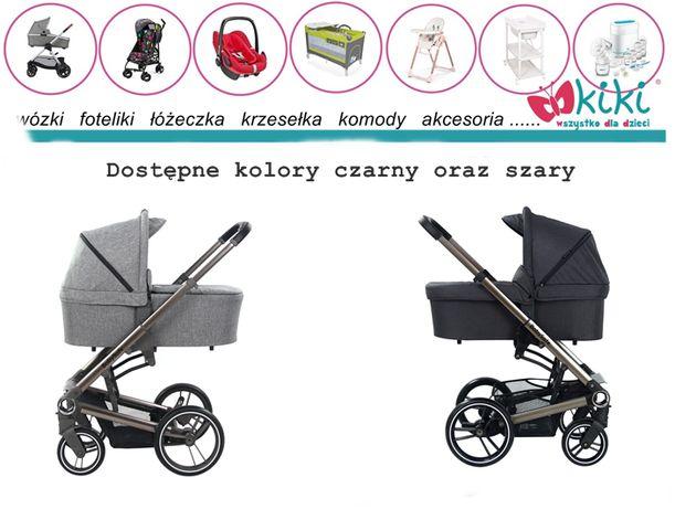 BabySafe wózek 2w1 Lucky możliwość fotelika wiele funkcji EKSPOZYCJA