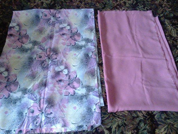 Два отреза ткани на костюм