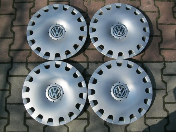 "Oryginalne kołpaki VW 16"""