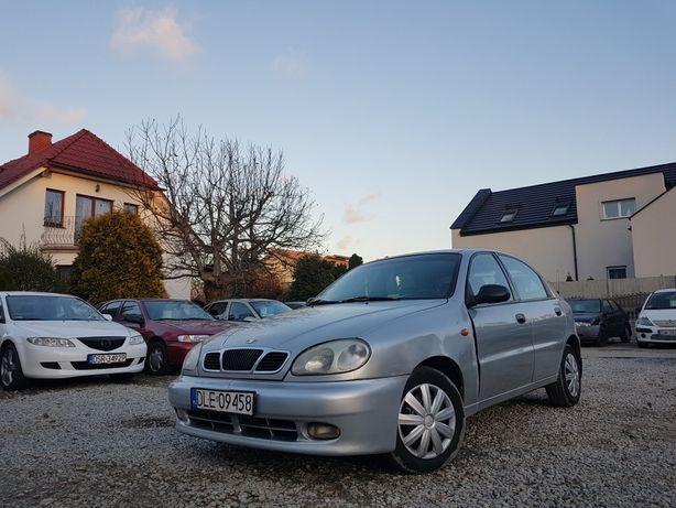 Daewoo Lanos 1.5 benzyna+LPG // ekonomiczny // wspomaganie // zamiana