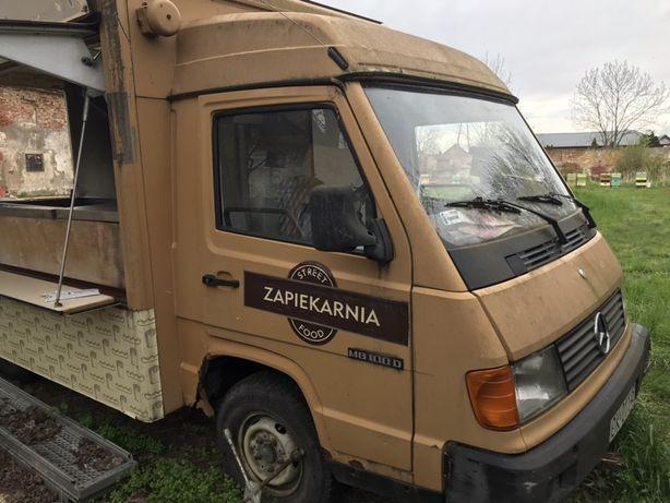Food truck , gastronomiczny Mb 100. Sklep