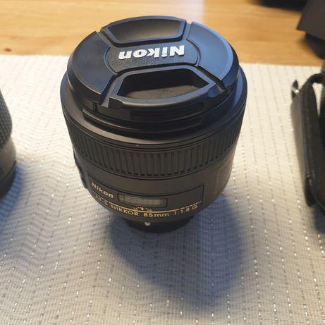 Nikkor 85mm AF-S  f /1.8 G Nikon  Nowy charytatywny cel