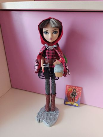 Продам куклу Сериз Худ (Cerise Hood) Базовая кукла Ever After High