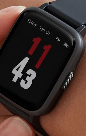 Smartwatch Ubiq HR - Prozis