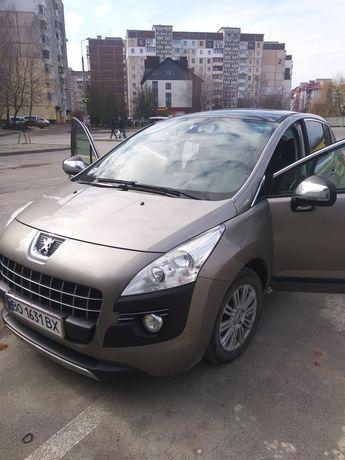 Peugeot 3008 пежо