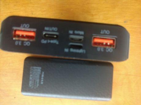 Корпус батареи power bank мощный QC 3.0 на 8шт литиевых 18650