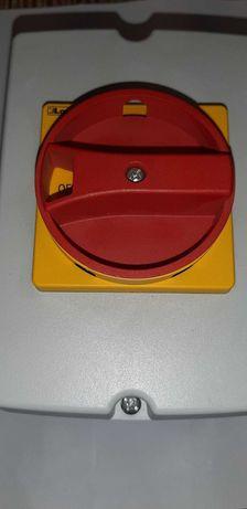 Выключатель нагрузки в корпусе GAZ032 Lovato Electric