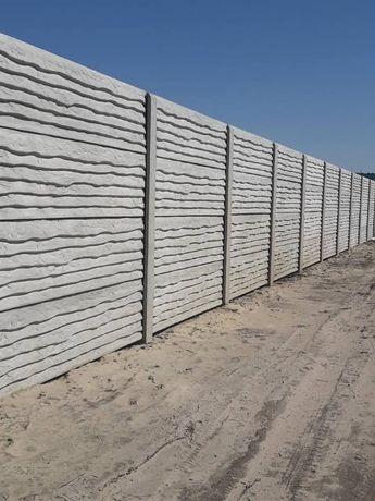 рассчитать бетонный забор