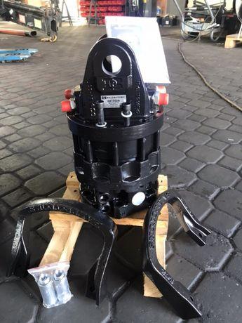 Rotator hydrauliczny Baltrotors GR105DB 10.000kg 10ton z flansza 6x173