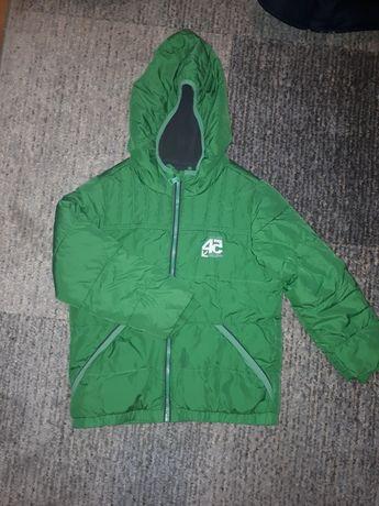 Куртка осень - весна 116 размер