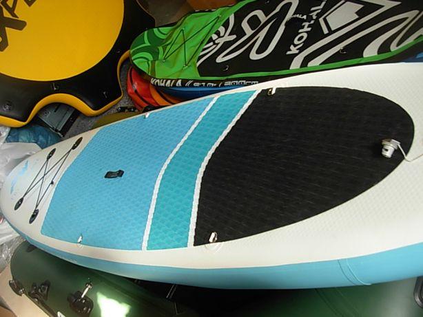 Deska SUP Stand Up Paddle AZURE 320 cm 130 kg