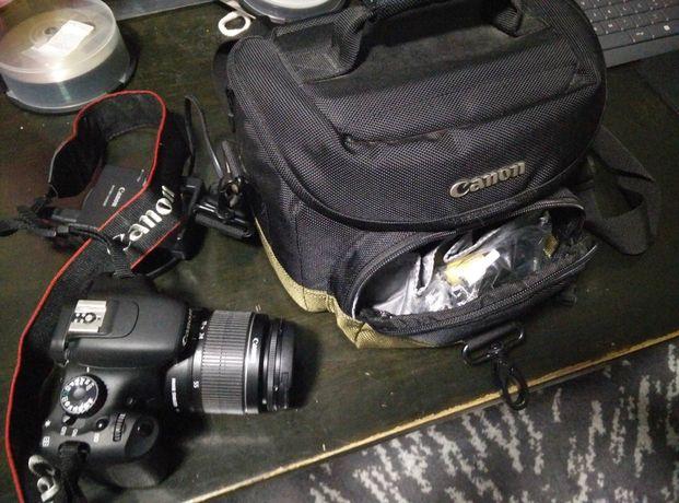 Camera Canon EOS 550D