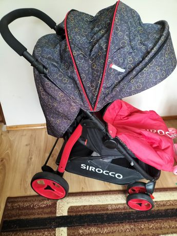 Wózek spacerowy Sirocco w bardzo dobrym stanie