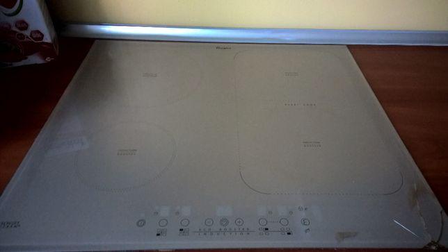 Płyta indukcyjna Whirlpool ACM 808 BAS - uszkodzona