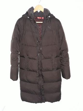 Płaszcz zimowy puchowy PUMA damski