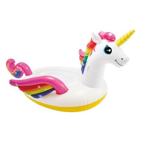 Insuflavel novo unicornio 201x140x97