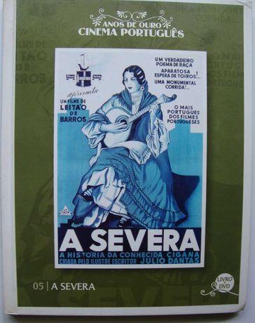 A Severa: DVD + Livro ilustrado