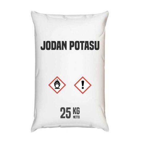 Jodan potasu – 25 – 1000 kg – Wysyłka kurierem