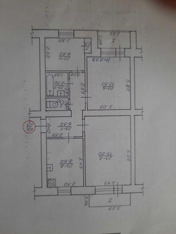Продам квартиру в центре