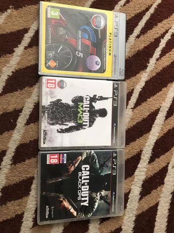 Продам 3 диска для Sony PlayStation 3