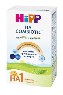 Хипп Гипоаллергенный 1 ( hipp 1 HA) смесь молочная