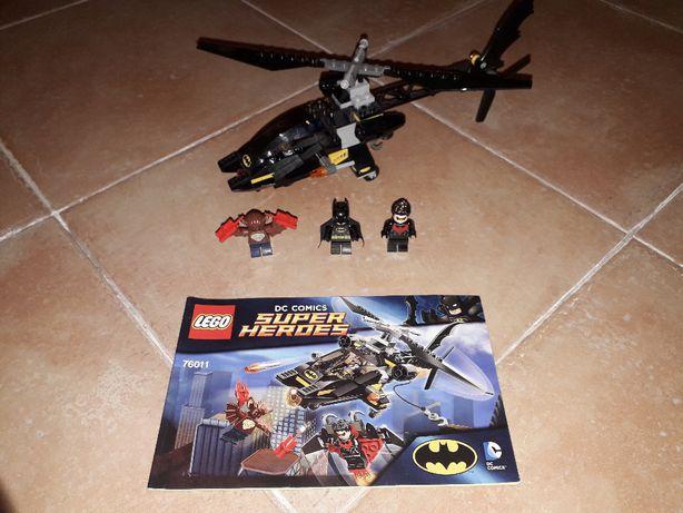 LEGO 76011 DC COMICS SUPER HEROES Batman Man-Bat Attack