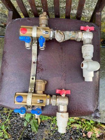 Колектор водяний