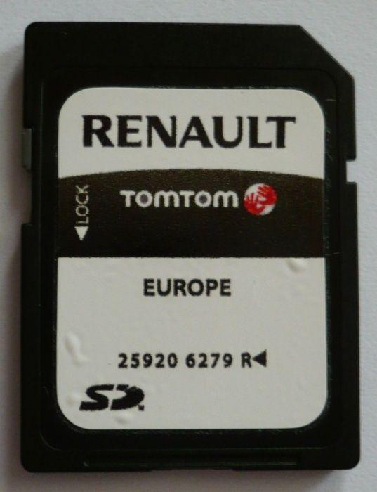 _|_ Renault Carminat TomTom NAWIGACJA GPS SAT NAVI - Najnowsze Mapy PL Warszawa - image 1