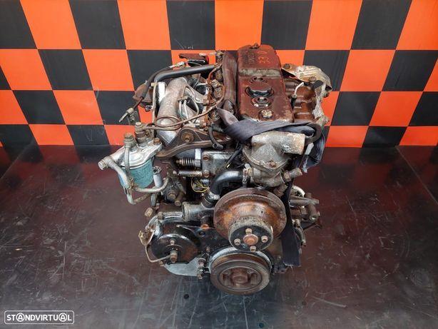 Motor Isuzu NKR 3.3D 91´